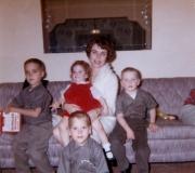 Buddy, Kim, Darlene, Terry & Mark