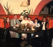 Family at Sierra's after Ken's Confirmation (Mandy, Dad, Mom, Ken, Tom & Roger)