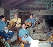 Dad Jammin with Friends