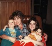 Jennifer, Mom, Kim & Tara
