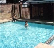Ken & Tom in Pool