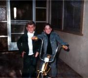 Ken & Tom with New Bike