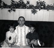 Kim, Dad & Mark