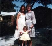 Kim, Mom & Tara