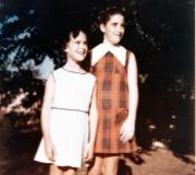 Kim & Peggy