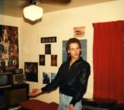 Mark in Ken & Tom's Bedroom