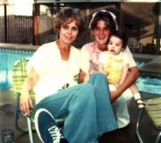 Mom, Kim & Tara