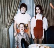 Peggy, Kim & Unknown Boy