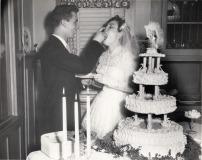 Phil Feeding Cake