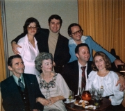 Family - Marta, Mike, Terry, Phil sr, Bea, Phil jr & Darlene