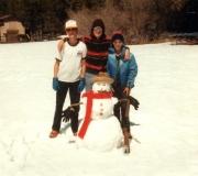 Ken, Mark & Tom in Big Bear