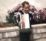 Roger 1st Communion