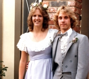 Roger & Debbie Prom
