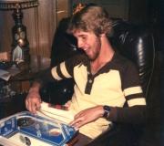 Roger at Christmas