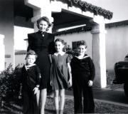 Terry, June, Shirley & Philip