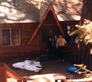Tom, Mom & Ken in Big Bear