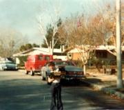 Tom with Tonka Truck