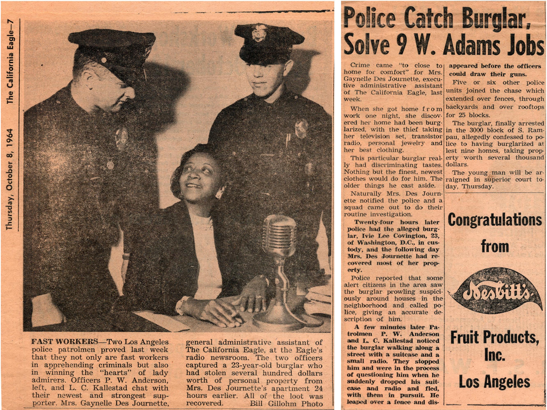 Dad - Burglary Bust - 1964