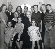Anderson & Cooper Families - 1940-41