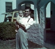 Bob & Beau - 1944