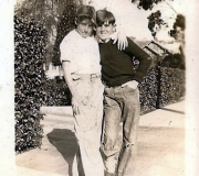 Bumps (Bill Beaudine) and Beau