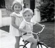 Phil jr, & Sheryl - 1938-39