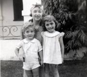Grandma Gladys with Phil jr & Sheryl