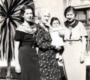 June, May, Sheryl & Gladys