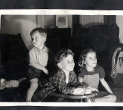 Terry, Bud & Sheryl - 1941