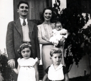 The Anderson Family - 1938