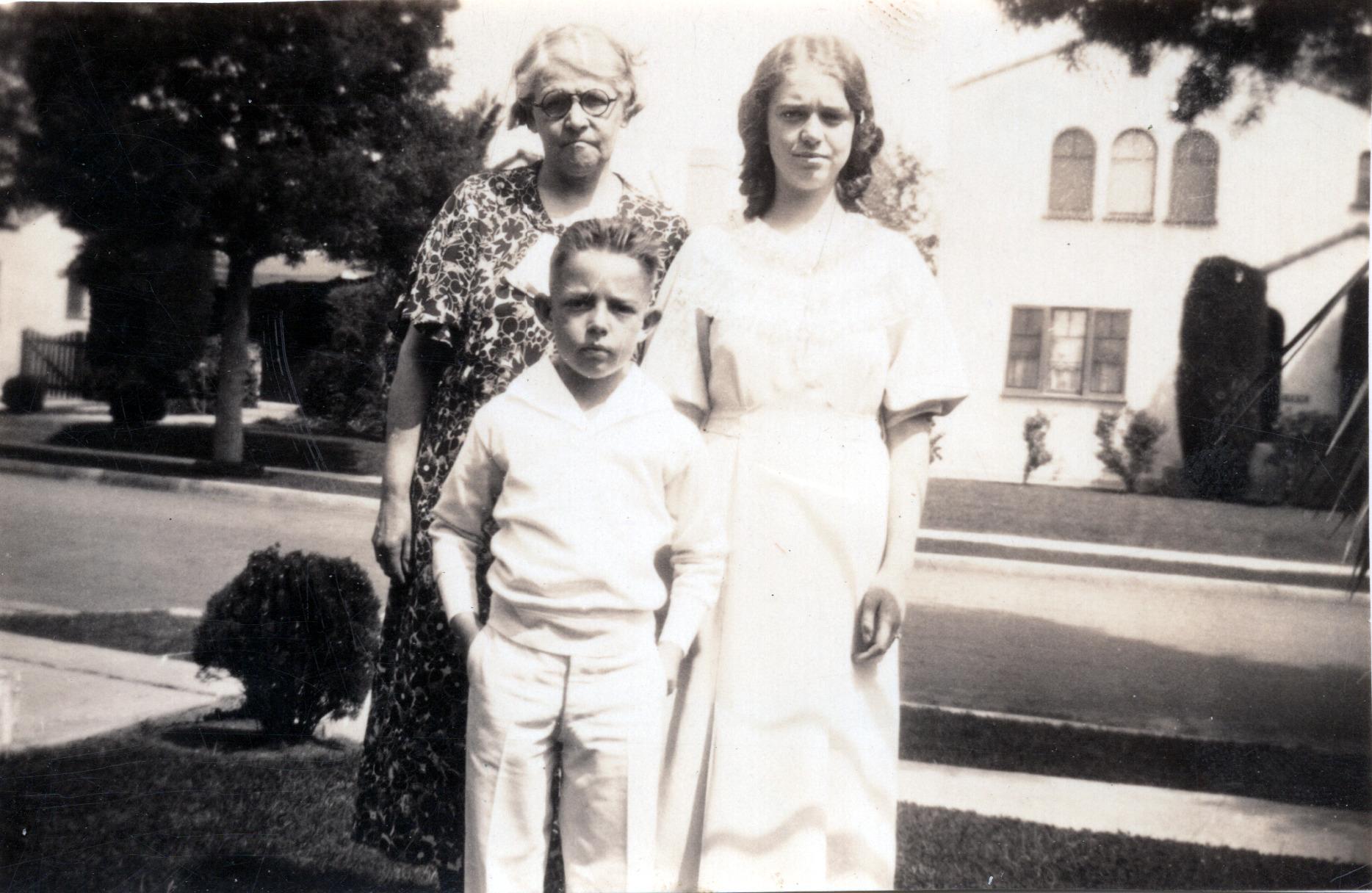 Great Aunt Annie, Bob & Shirley