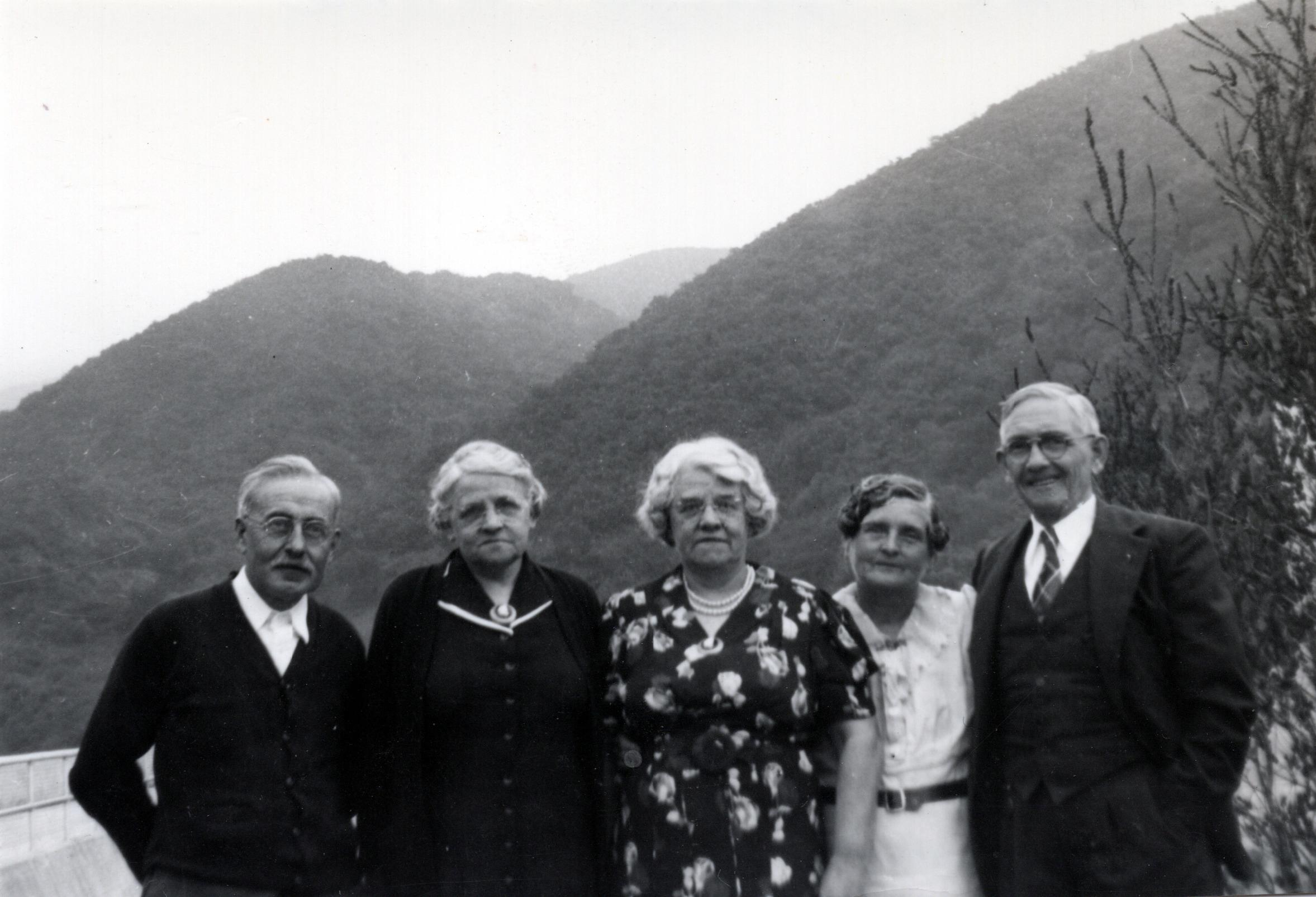 Annie, Jane & the Waddicors