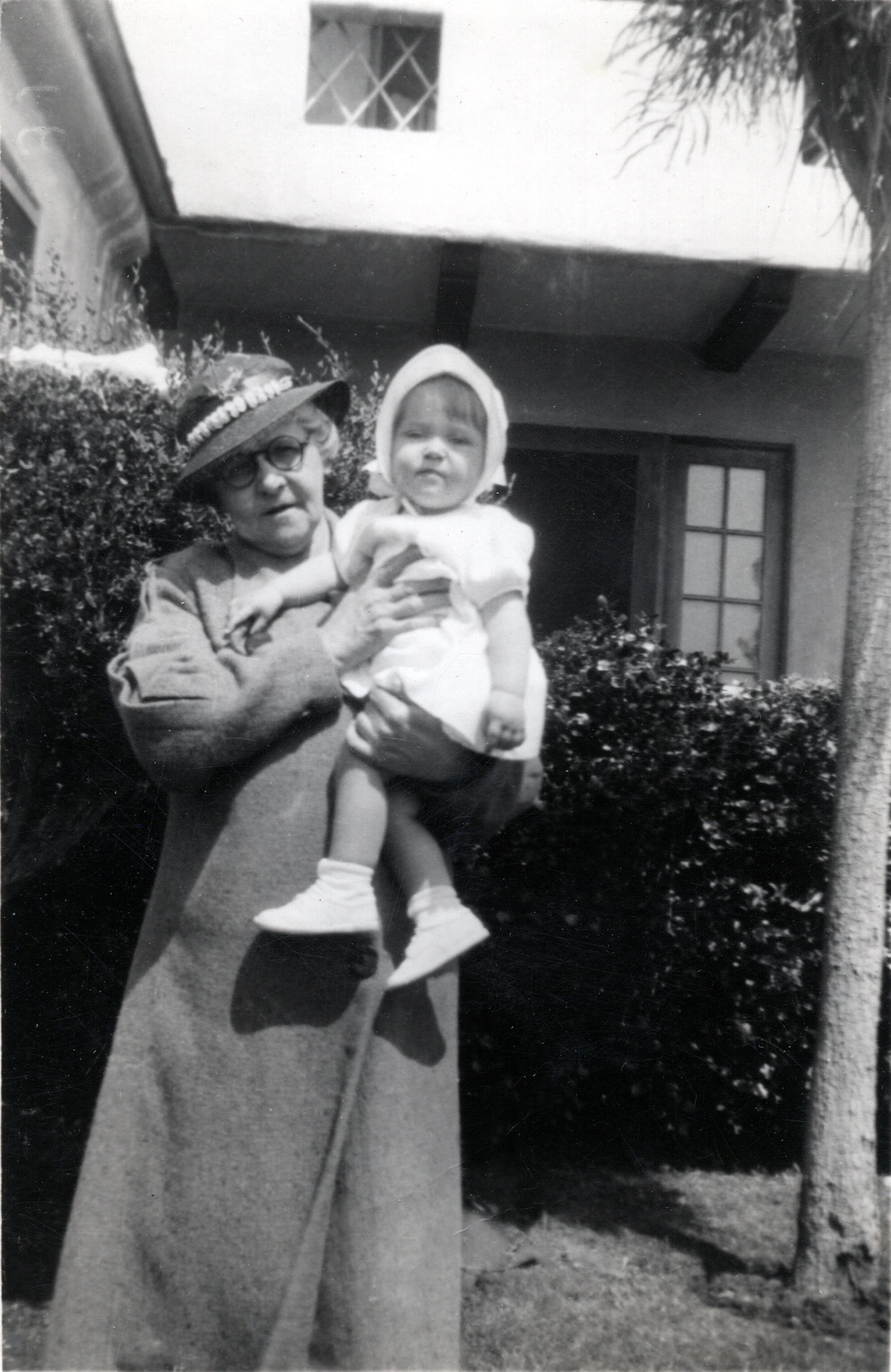 Aunt Annie & Darlene