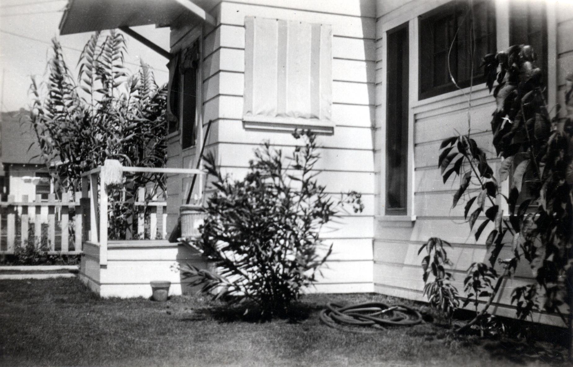 Back of Phillips House