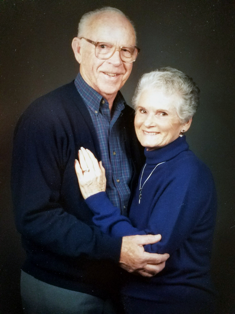 Bob & Melba 12-2004