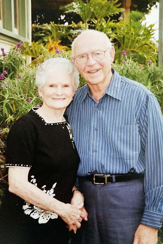 Bob & Melba 65th Anniversary May 2011