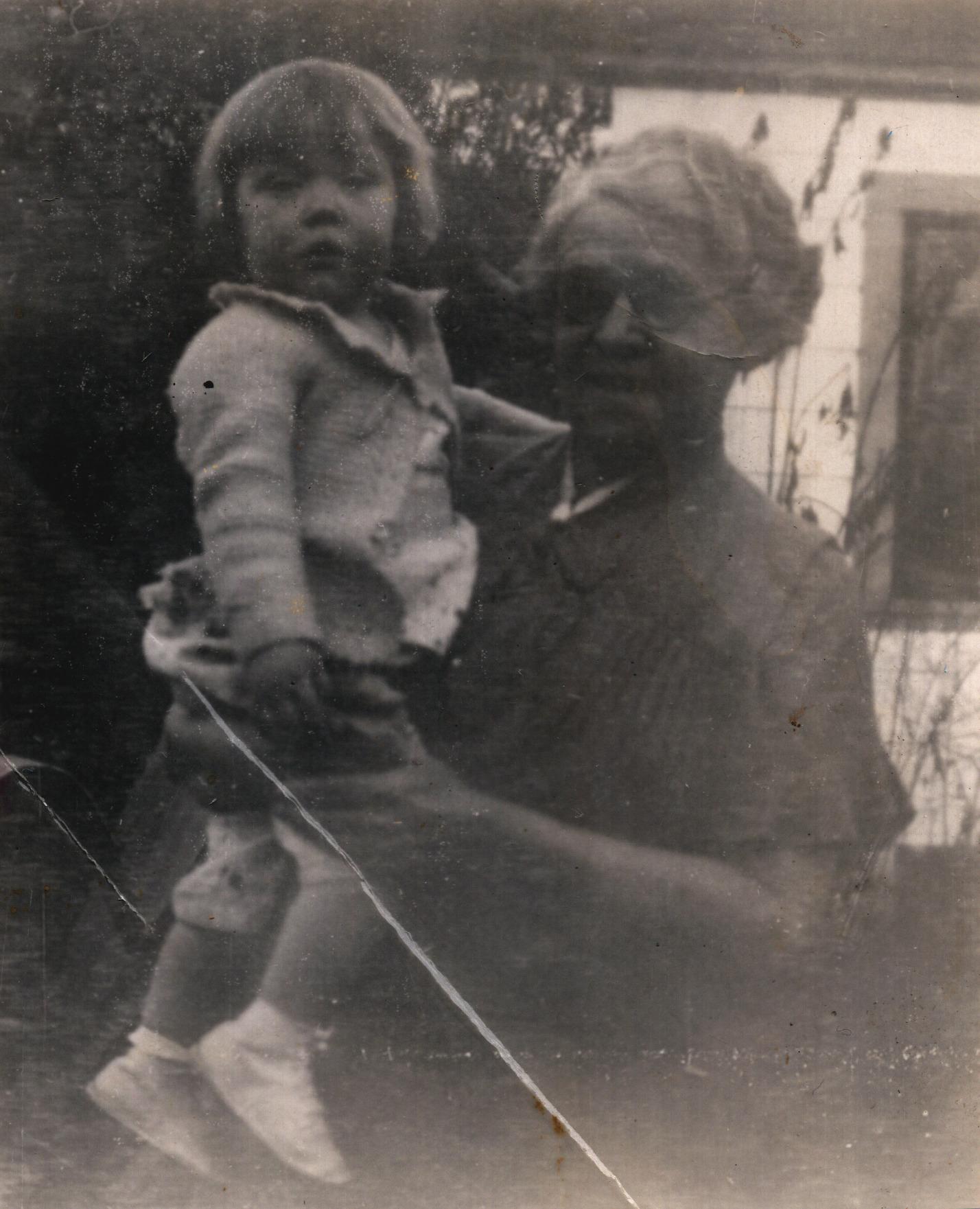 Darlene & Great Aunt Annie