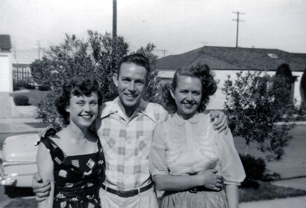 Darlene, Bob & Shirley