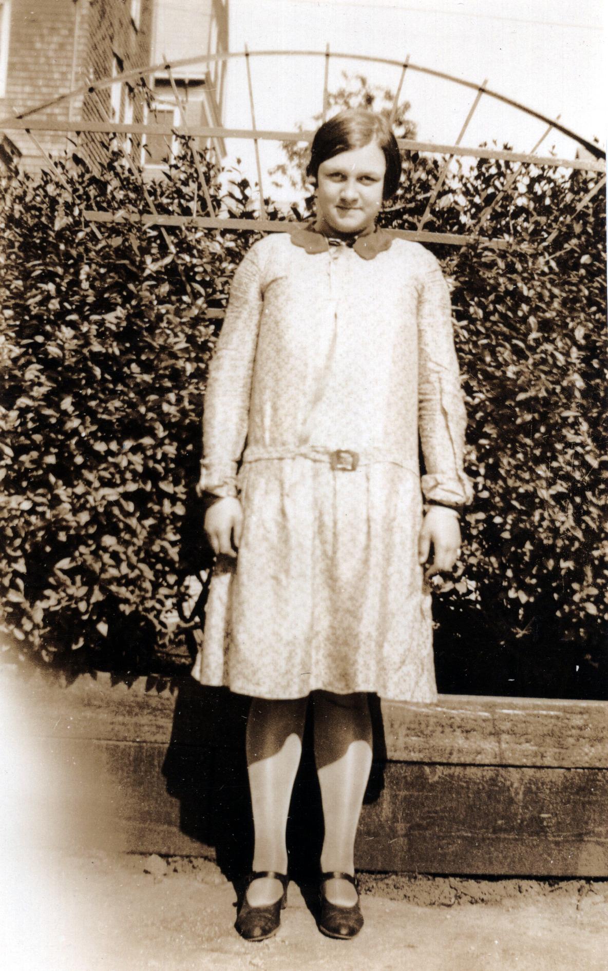 Evelyn Fletcher (John's Daughter)