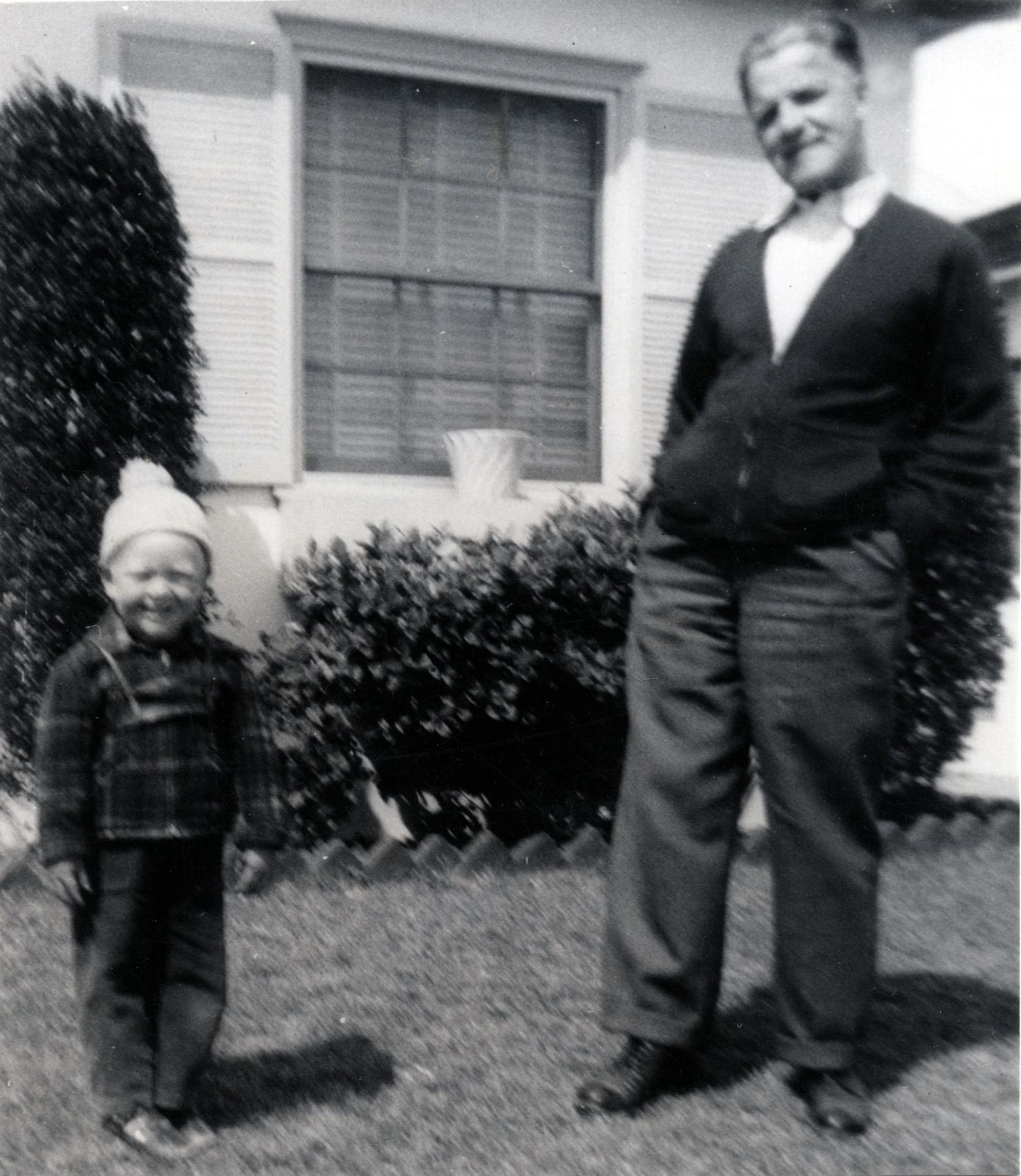 Frank McGrath & Duane