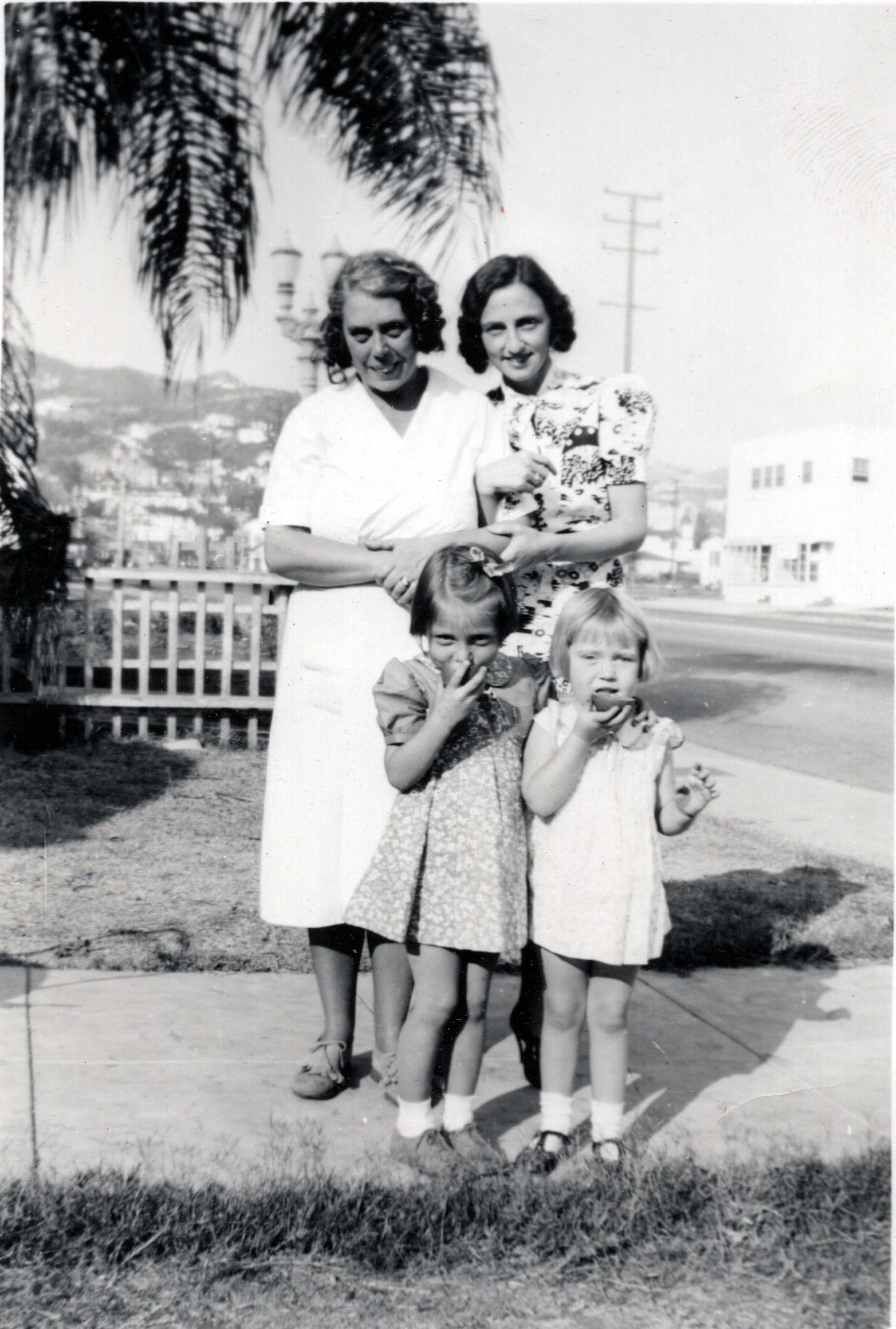 Gram, Darlene & Friends