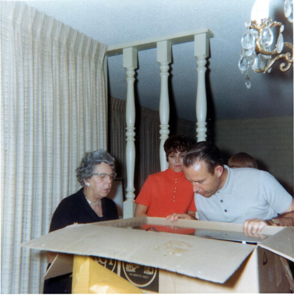 Gram, Darlene & Bob