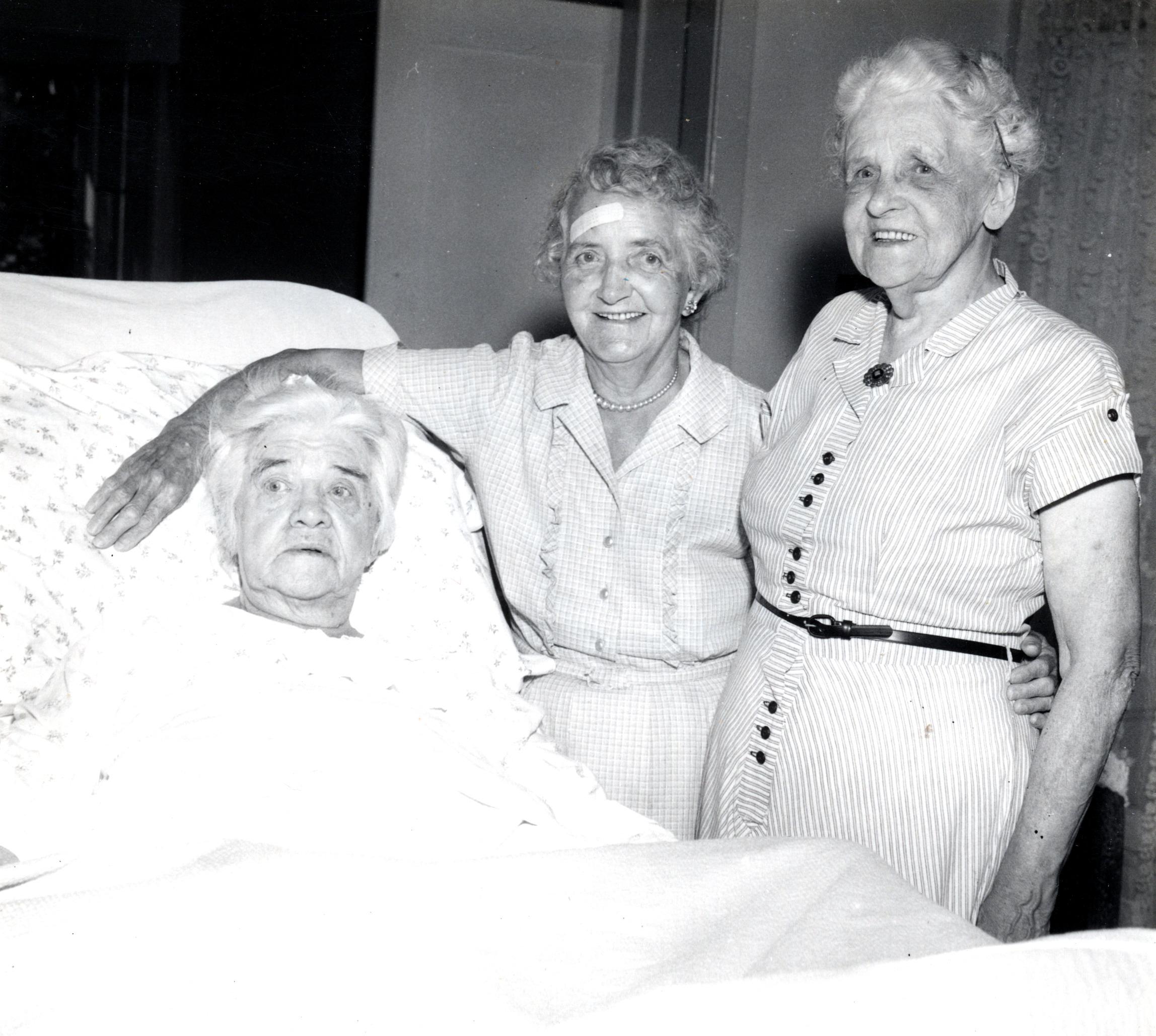 Jane, Annie & Alice Fletcher
