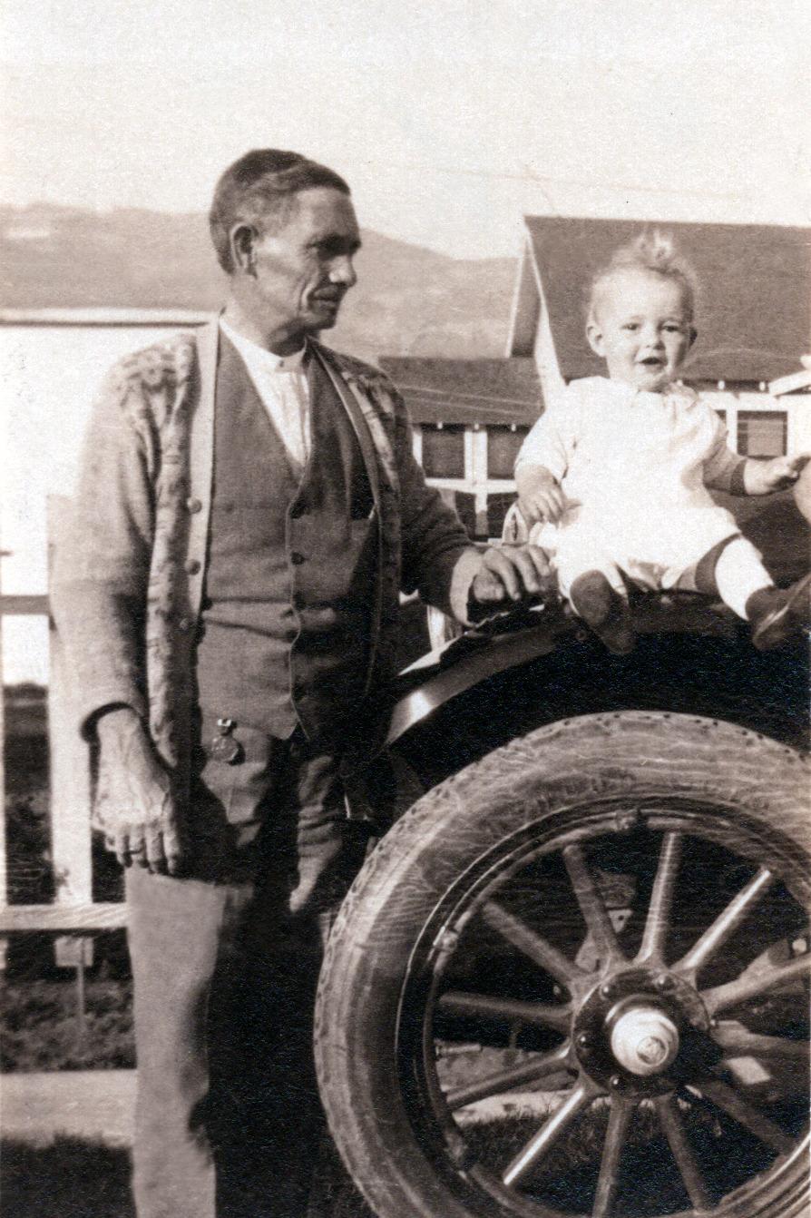Grandpa Henry & Bob