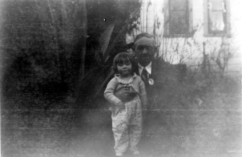 Grandpa Henry Phillips & Darlene est 1937