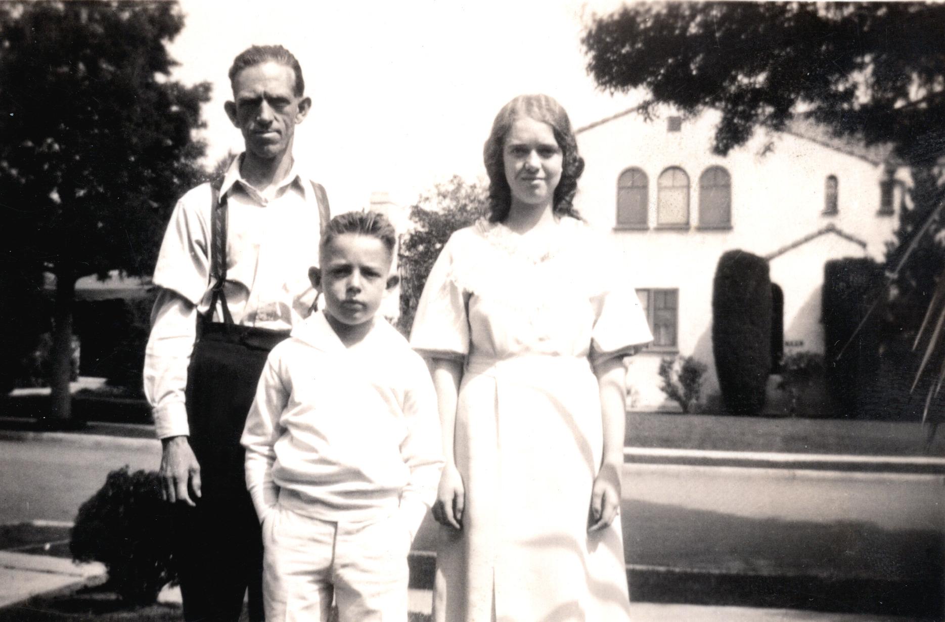 Harold, Bob & Shirley