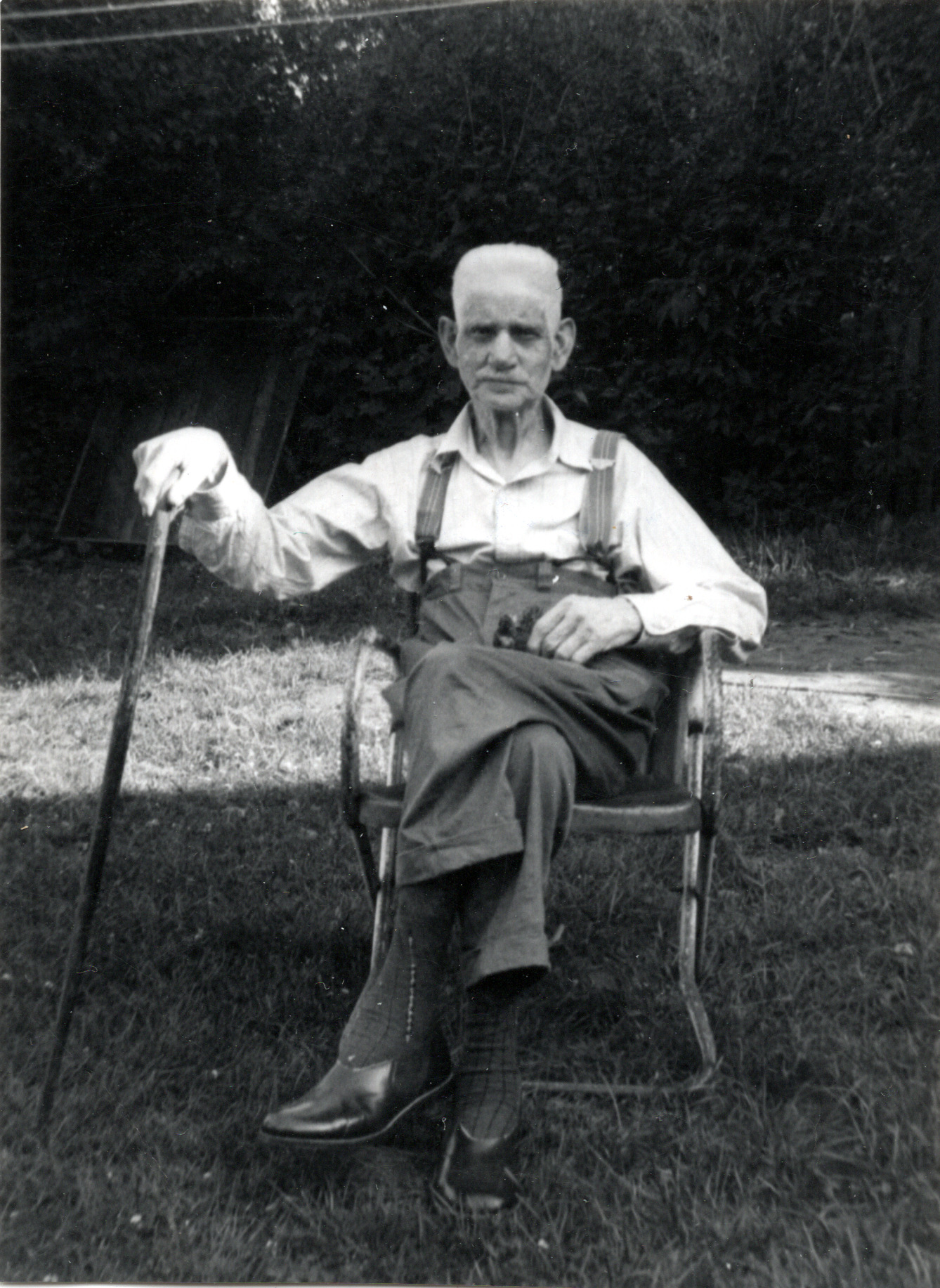 Harvey Whitehead 1870-1957 (Viola's Father)