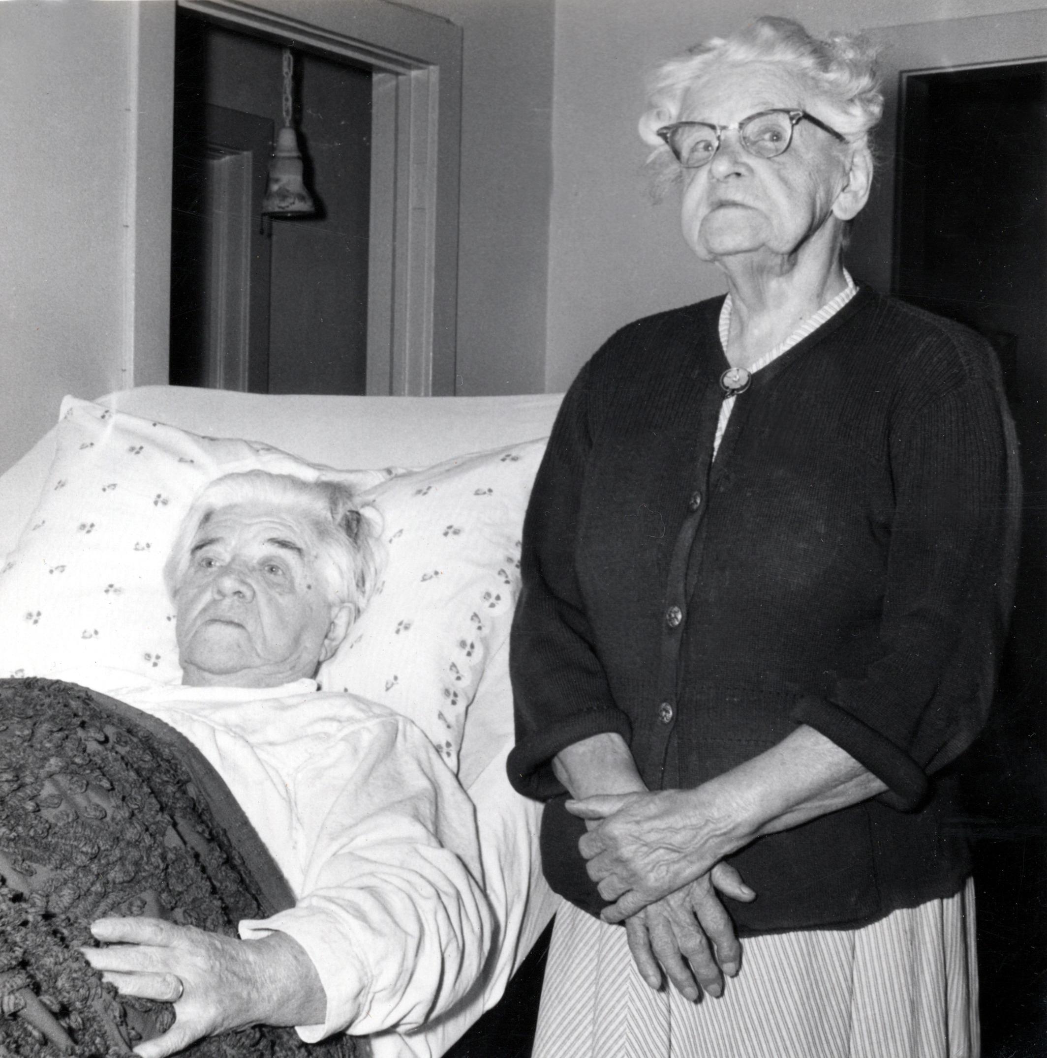 Jane & Annie Fletcher