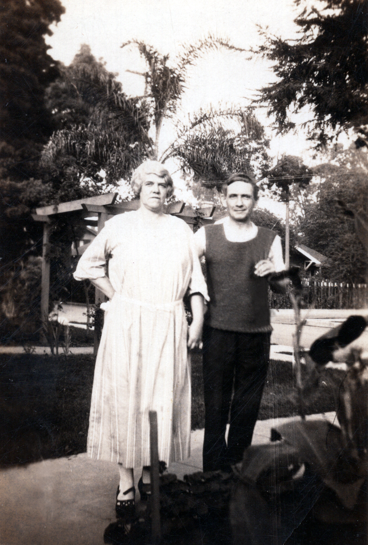 Jane & Henry Phillips (Harold's Parents)