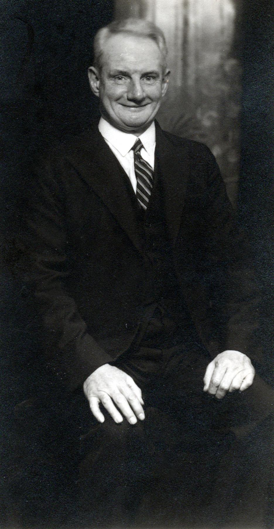 Jim Holdsworth (Nancy Fletcher's Husband)